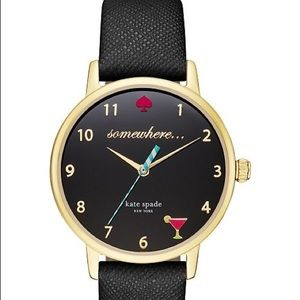 Kate Spade it's five o'clock somewhere watch